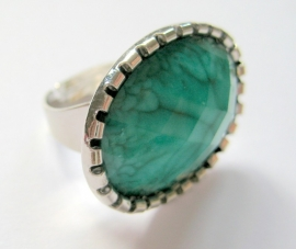 R-0107 Ring Groen
