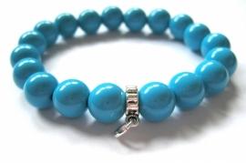 CA-0015M Basis Armband Turquoise