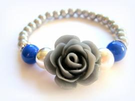 A-0340  Armband Rose