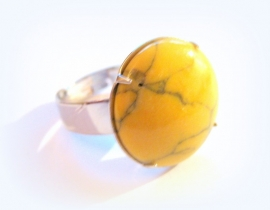 R-0127 Ring Yellow