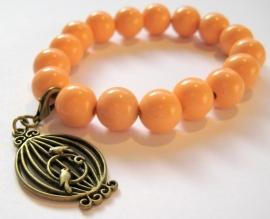 CA-0072 Armband Soft Orange