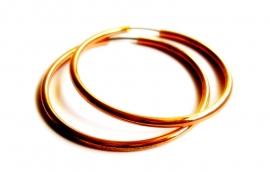 OR-0152 Oorringen Rosé 4cm
