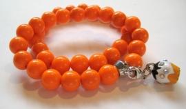 CA-0078M Armband Oranje