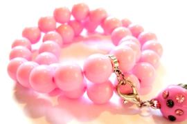 CA-0075L Armband Pink