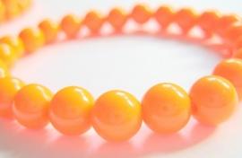 CA-0109S Basis Armband Oranje