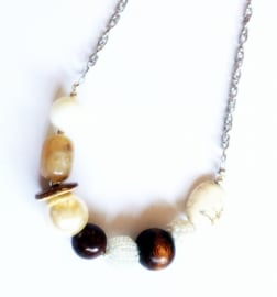 HL-0755 Ketting Naturel