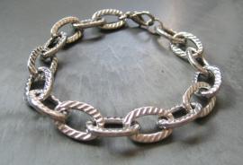 A-0260  Armband Schakel