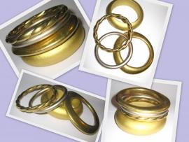 A-0204  Houten Armbanden Set