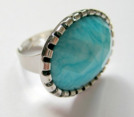 R-0106 Ring Turqoise