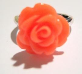 R-0084 Ring Roosje Zalm