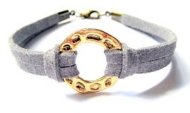 A-0243  Armband Grey