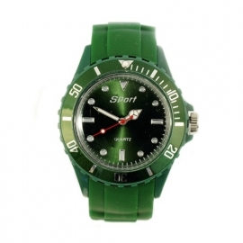 AH-0131 Horloge Sporty Groen