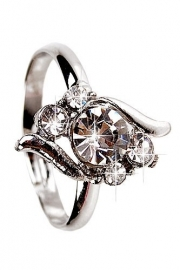 R-0019 Ring 'Kristal'