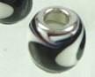 Kraal zwart/paars  PG-0061