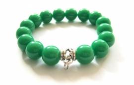 CA-0121L Basis Armband Groen