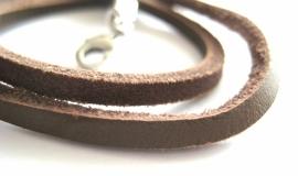 LH-0169 Leren ketting