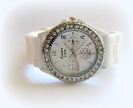 AH-0132 Horloge Wit