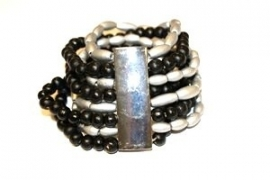 A-0171  Houten Armband