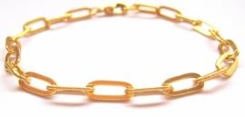 A-0418 Armbandje `Goud`