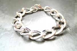 A-0262  Armband Schakels