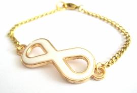 A-0463  Armband Infinity
