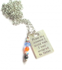 HL-0054 Ketting Text