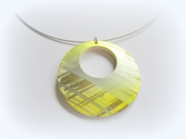 HK-0267 Ketting YellowArt