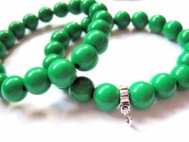 CA-0056M Basis Armband Groen