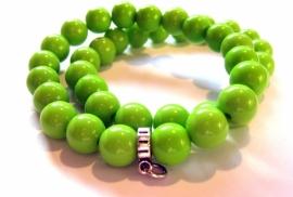 CA-0077M Armband Lime