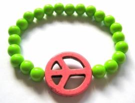 A-0303 Armbandje Peace