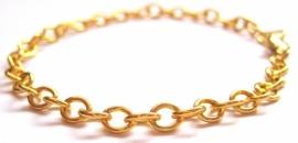 A-0416 Armbandje `Goud`