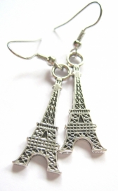 O-0427 Oorbellen Eiffeltoren