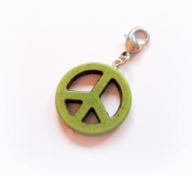 CH-0225X Charm Peace Groen
