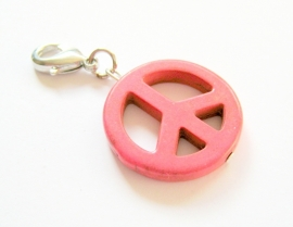 CH-0232X Charm Peace Pink