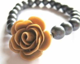 A-0399 Armband Rose