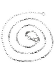 LH-0022  Schakelketting vierkant 45-50cm