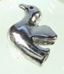 PM-0065  Vogeltje met schroef