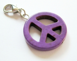CH-0230X Charm Peace Paars