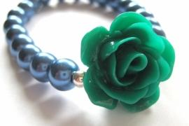 A-0398 Armband Rose