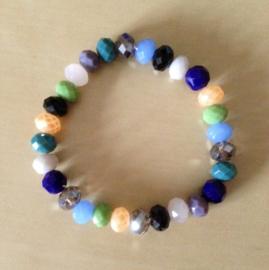 A-0561 Armband Multicolor