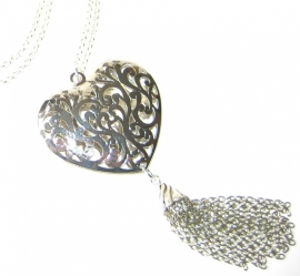 HL-0033 Ketting Big Heart