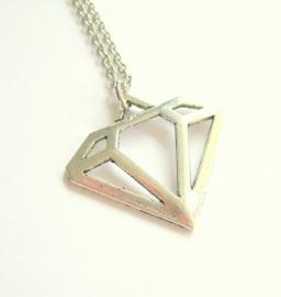 HK-0385 Ketting 'Diamant'