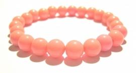 CA-0051S Basis Armband Roze