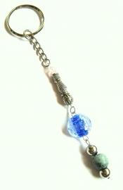SL-0040 (Sleutel-) Hanger Blue