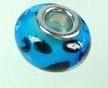 Kraal blauw  PG-0022