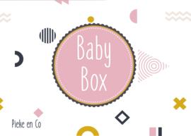 Babybox zelf samenstellen