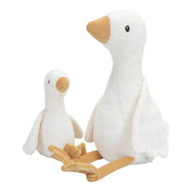 Little Dutch Knuffel Little Goose groot 30 cm met naam