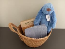 Kraampakket/ Mandje Blue