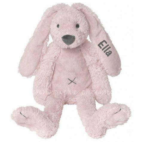 Happy Horse Pink Rabbit Richie 38cm met naam