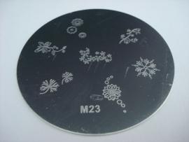 image plate m23 (diameter 5,5cm)